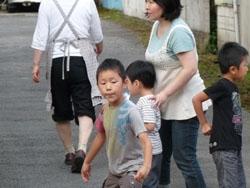 2011年 山あげ祭 宵祭・笠揃・前夜祭