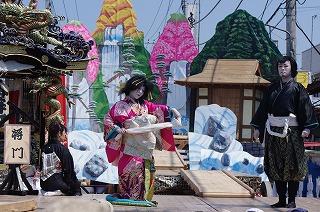 2010年 山あげ祭 金井町 古川靖史様撮影