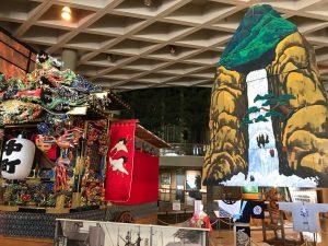 2017年 山あげ祭 仲町 栃木県立博物館
