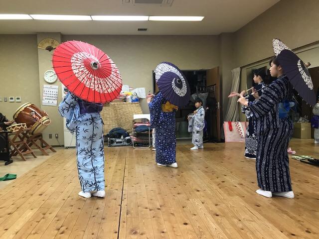 2017 山あげ祭 仲町 将門 山あげ保存会芸能部 合同練習